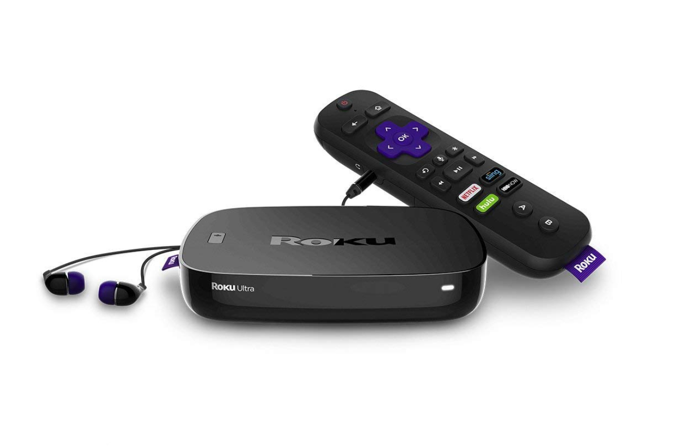 Roku Ultra | 2019's Best Streaming TV Devices | Cabletv.com