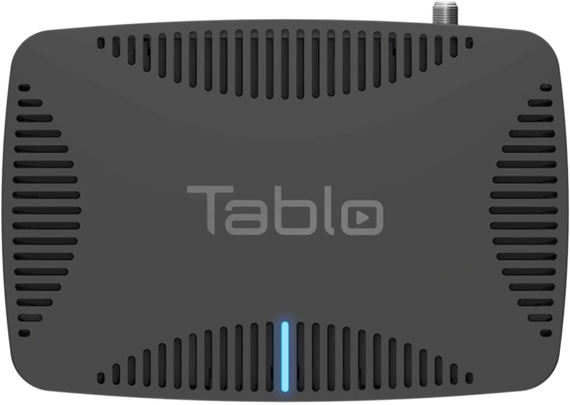 Tablo Dual LITE [TDNS2B-01-CN] Over-The-Air [OTA] Digital Video Recorder