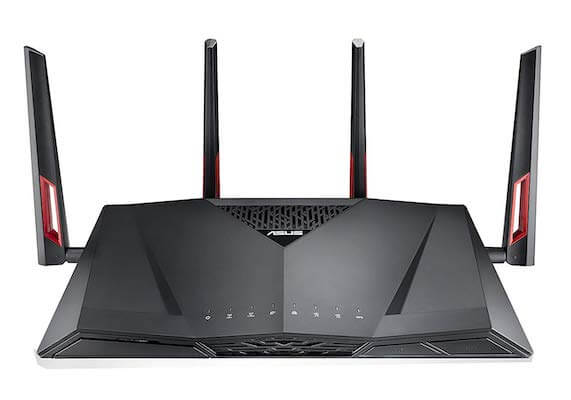 Best Traditional Long-Range Router - ASUS