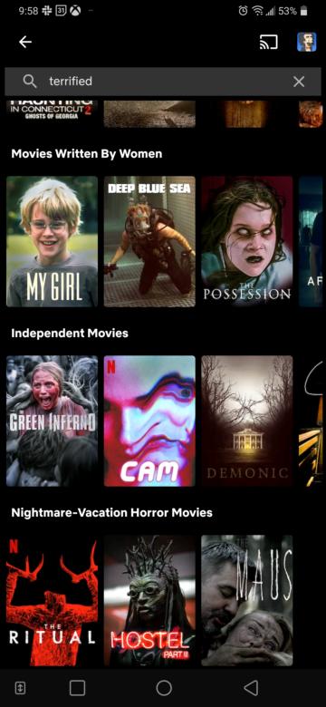 Best Horror Movies 2021 My Girl