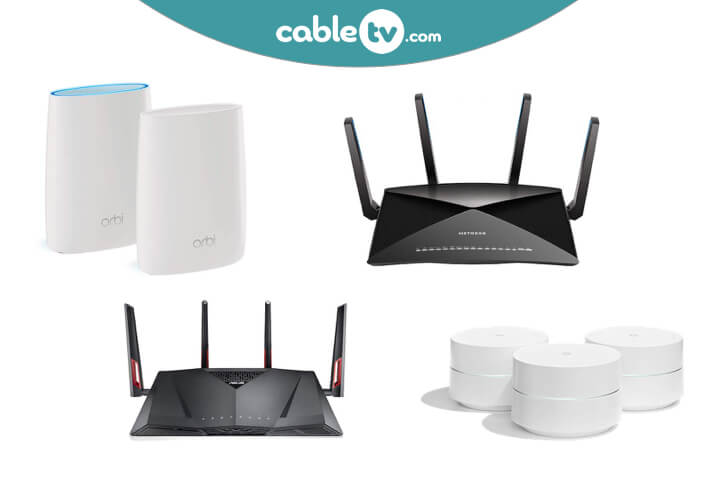 The 4 Best Long-Range Wi-Fi Routers for 2018 | CableTV com