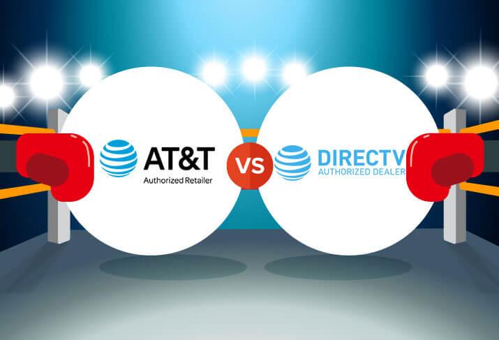 Compare AT&T U-verse vs DIRECTV | CableTV com