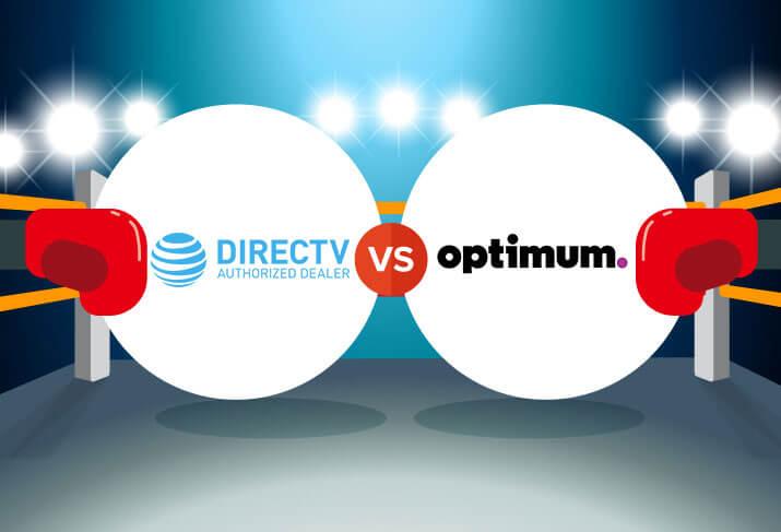 Direct Tv Internet Review >> Directv Vs Optimum Cabletv Com