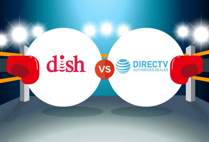 Does Directv Have Internet Service >> Dish Vs Directv Review 2020 Best Satellite Tv Provider