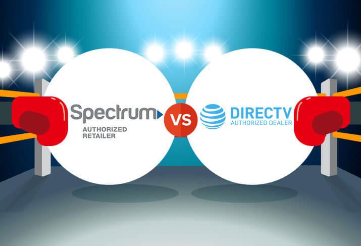 Spectrum vs. DIRECTV