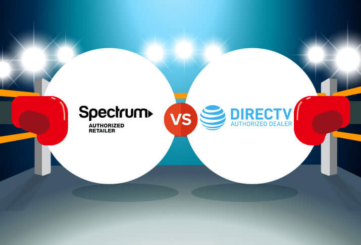 Spectrum vs. DIRECTV