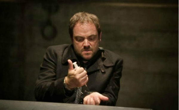 Crowley Inject Himself