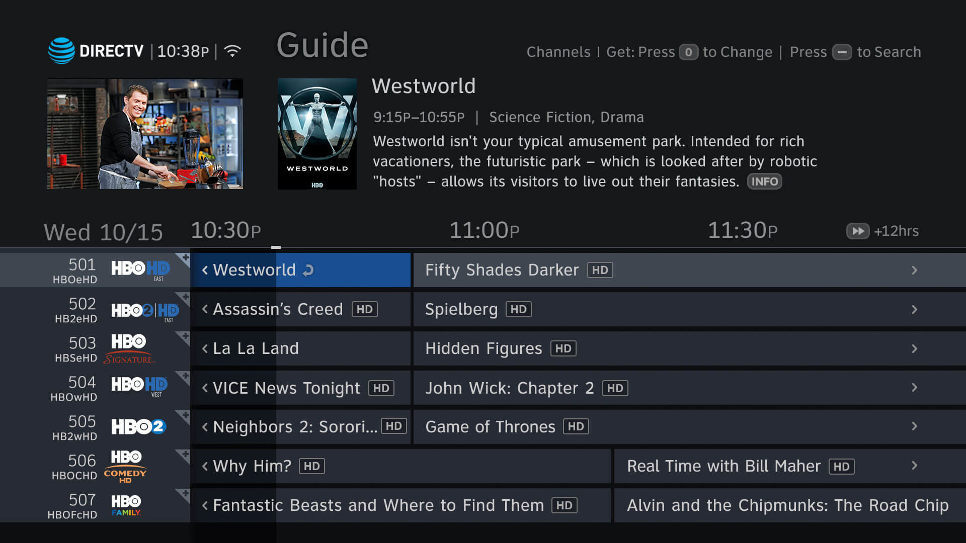 DIRECTV Genie DVR Review - Specs & User Experience   CableTV com