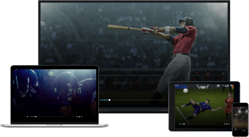 Baseball game streaming from a laptop | Cabletv.com