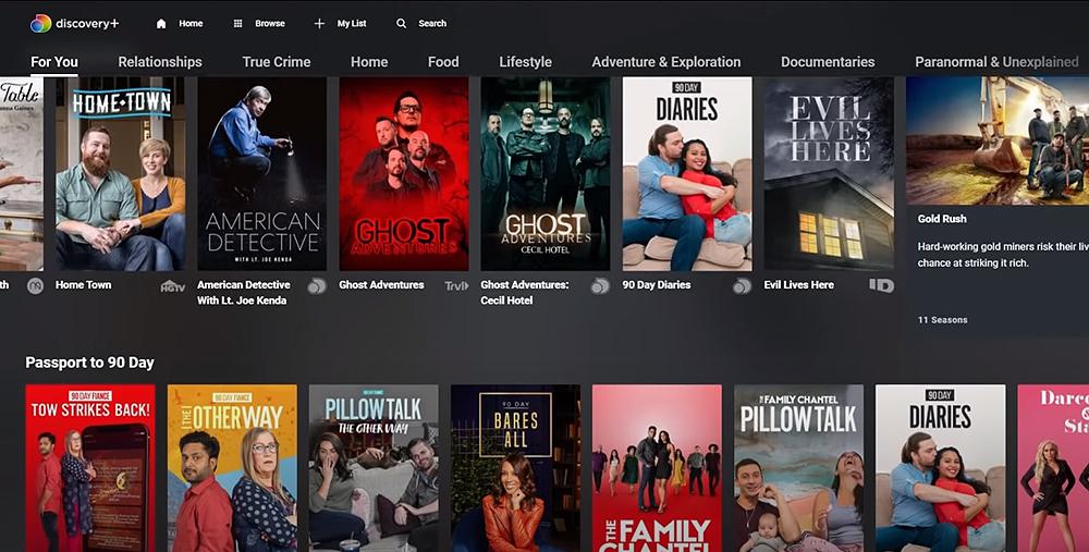 Discovery Plus Review 7 CableTV.com