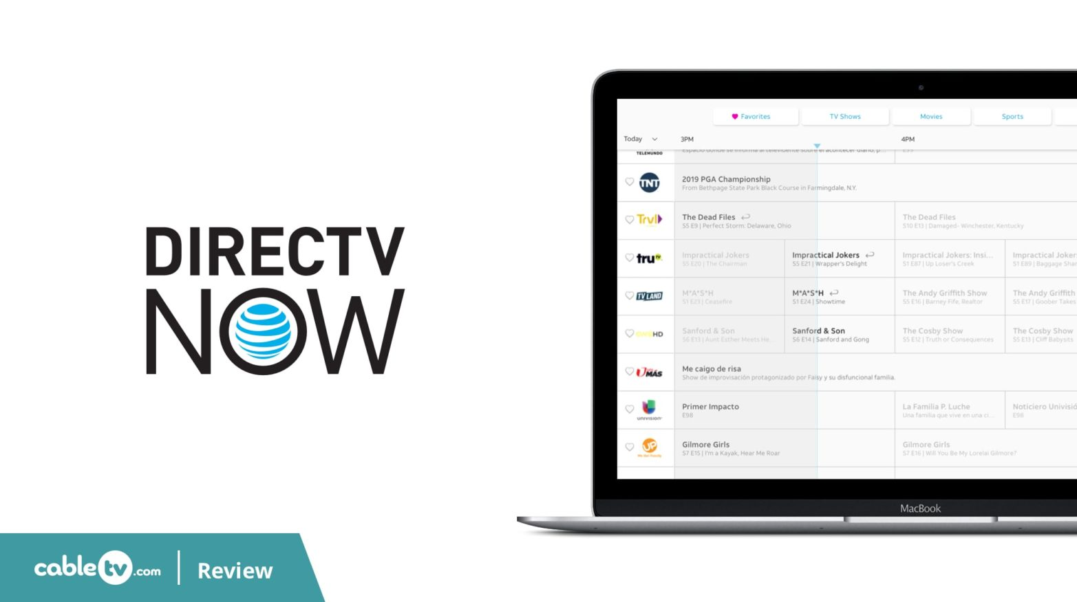Direct Tv Internet Review >> Directv Now Review Prices Channels Devices More
