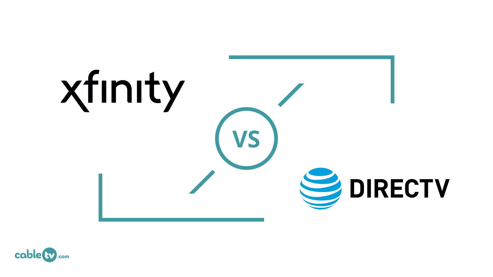 Xfinity vs. DIRECTV