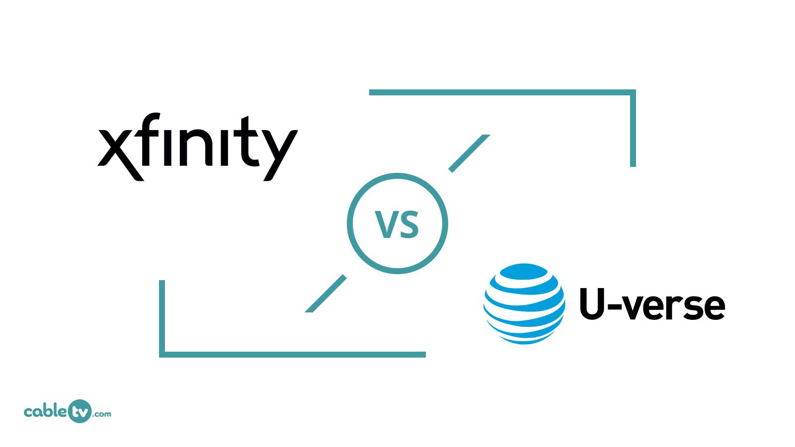 Xfinity vs. AT&T U-verse