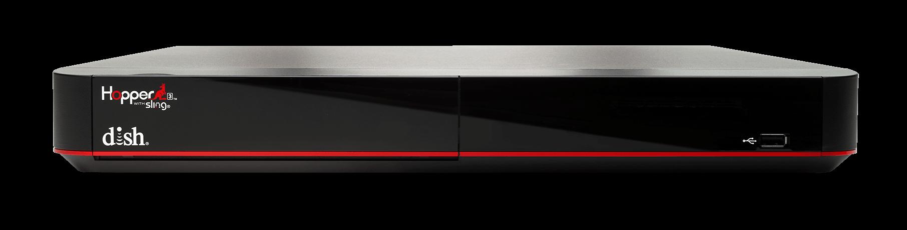 Hopper 3 DVR Image