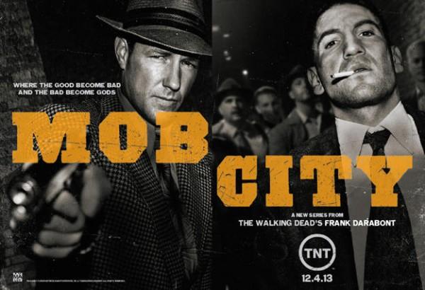 Mob City Frank Darabont