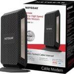 NETGEAR DOCSIS 3.1 Gigabit Cable Modem Image