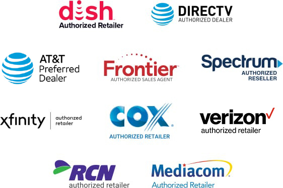 Logos of all providers