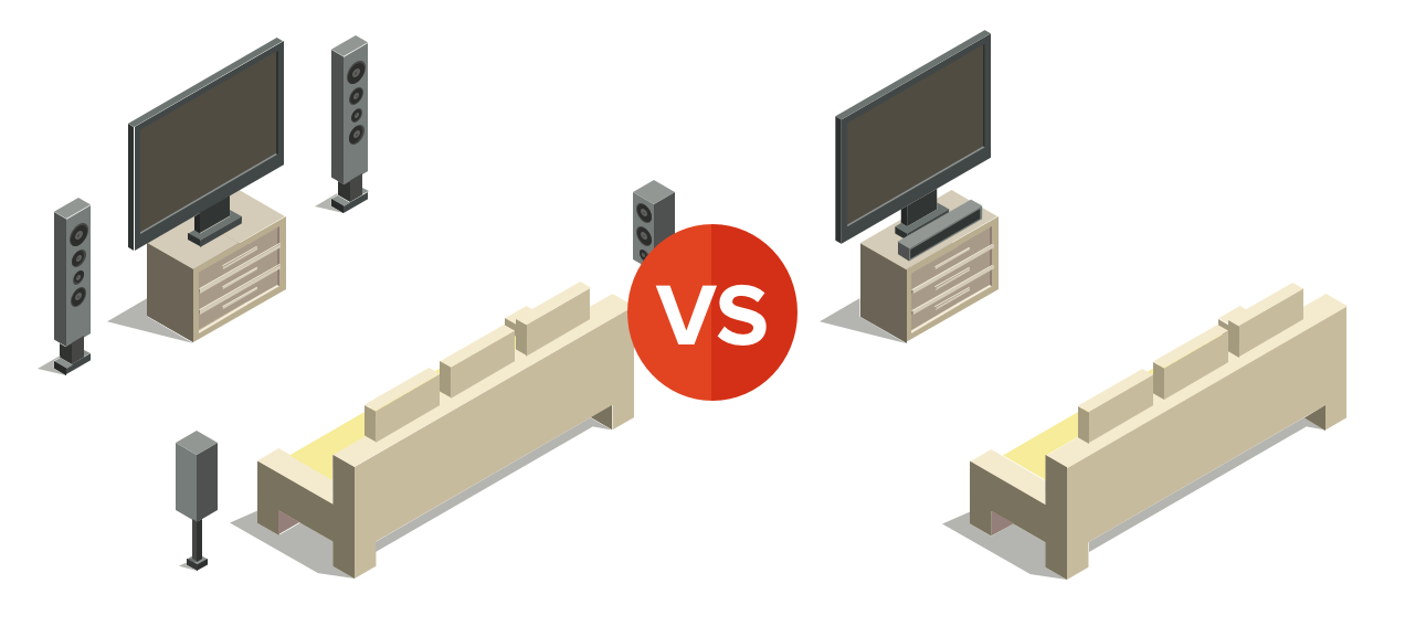 Which is Better: Surround Sound or Soundbars? | CableTV com