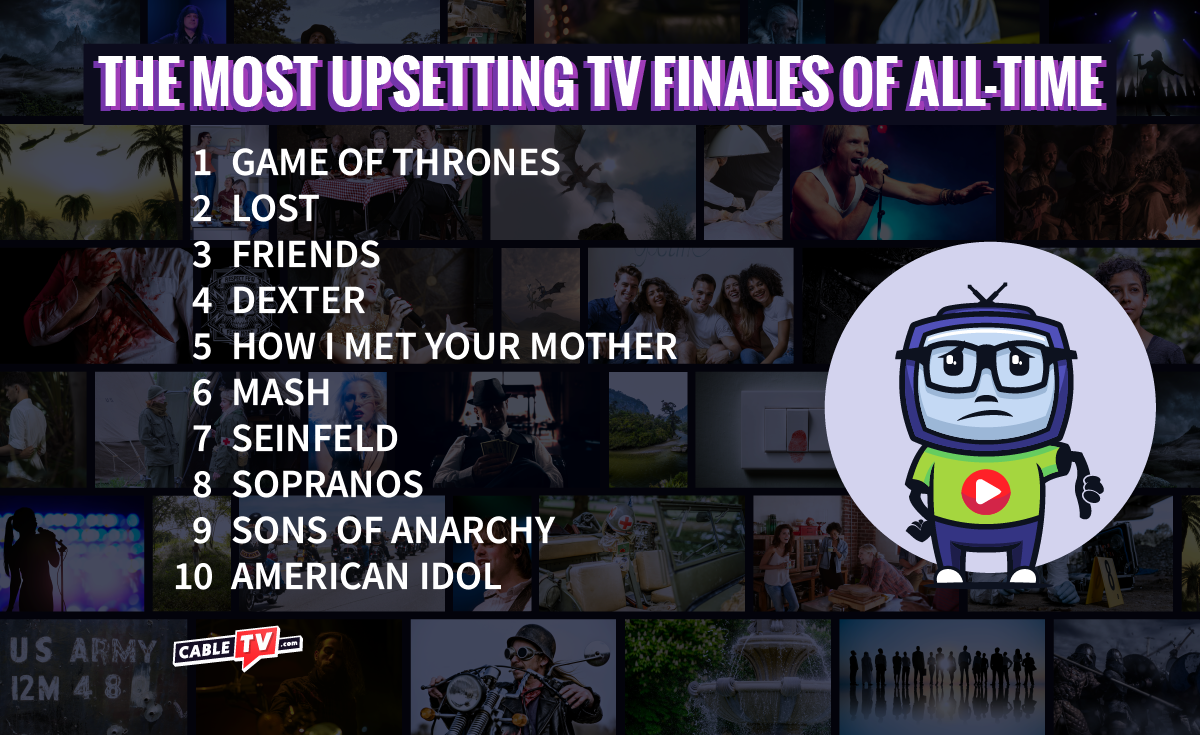 The Most Upsetting TV Finales