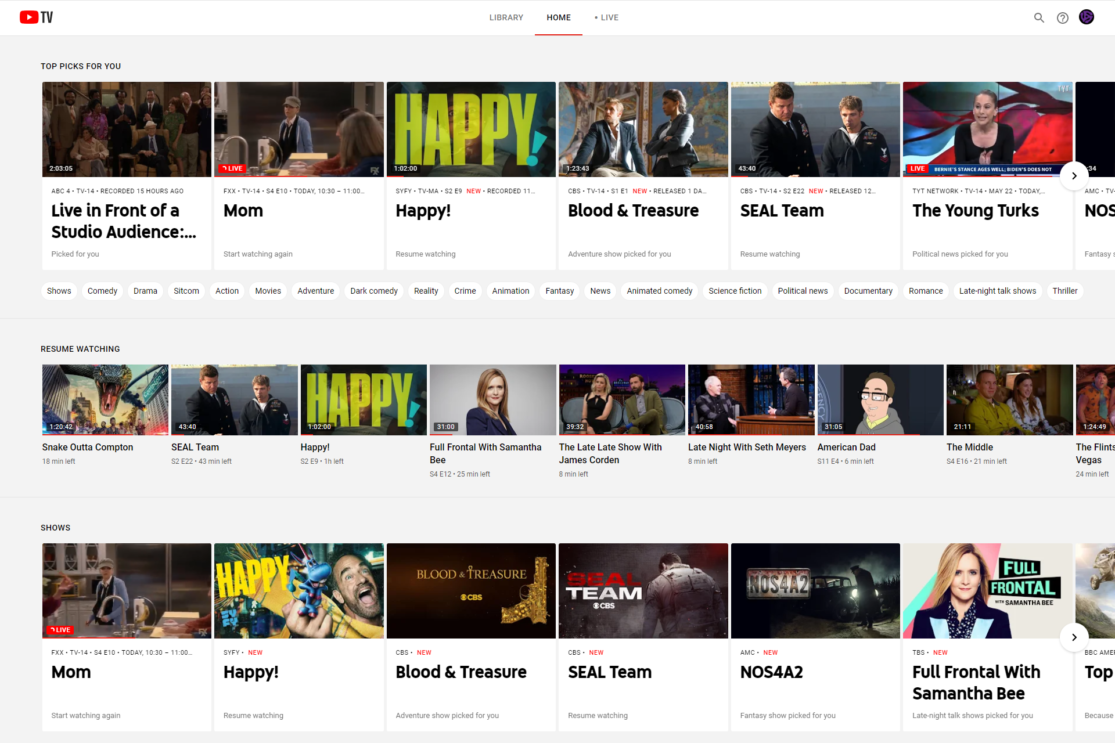 Youtube Tv Review Prices Channels Devices More