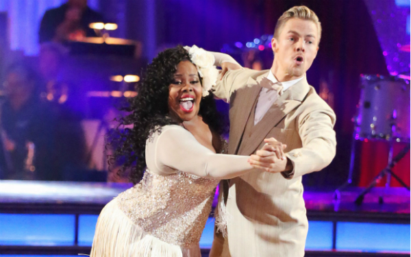 Amber Dancing with The Stars