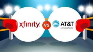 Xfinity vs. AT&T TV