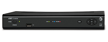 AT&T U-verse Total Home DVR