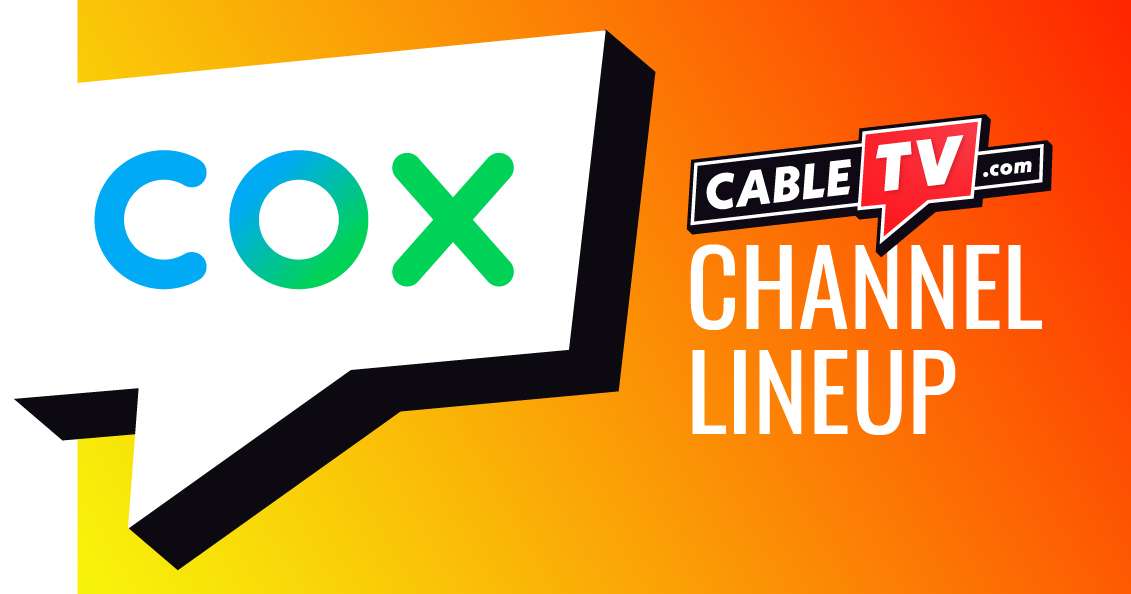 Cox Channel Lineup: Plans, Channels, and More | CableTV.com