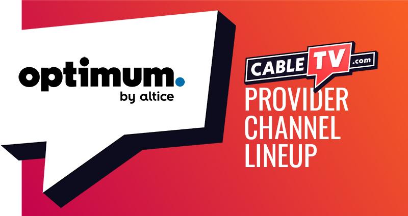 Optimum Channel Lineup Guide   CableTV.com