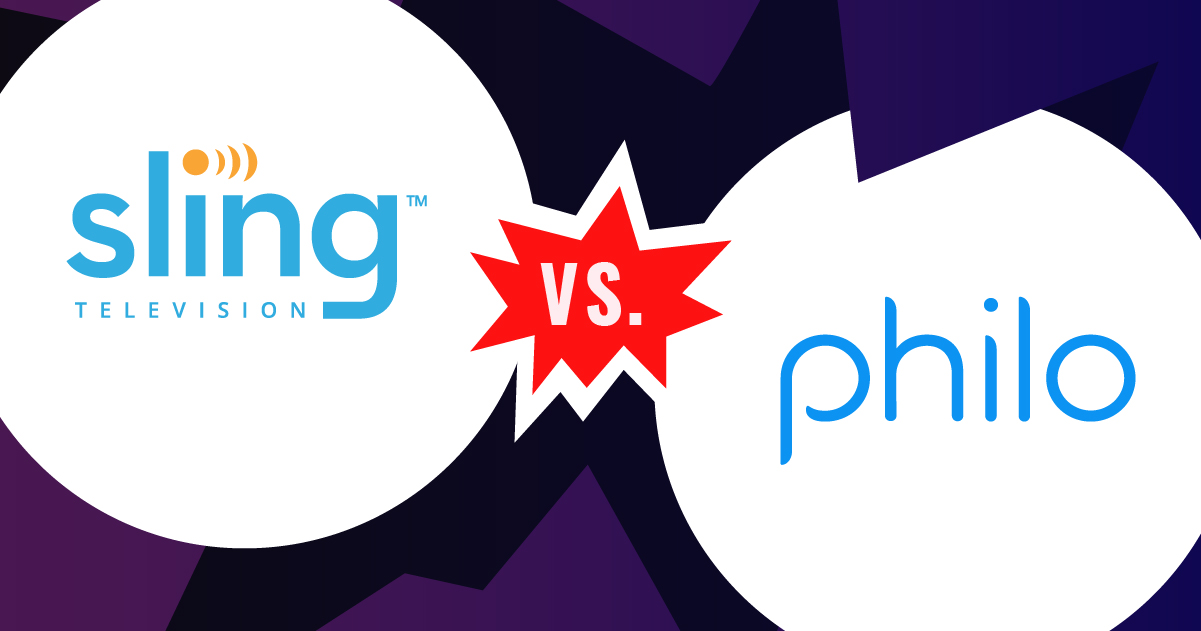 Sling TV vs. Philo