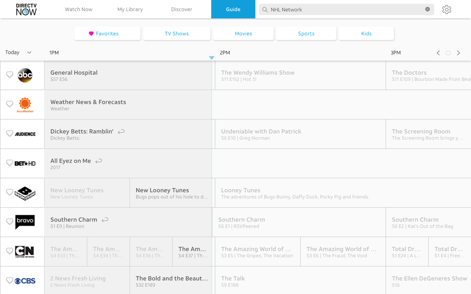Sling TV vs DirecTV Now - Compare Channels, Prices & More
