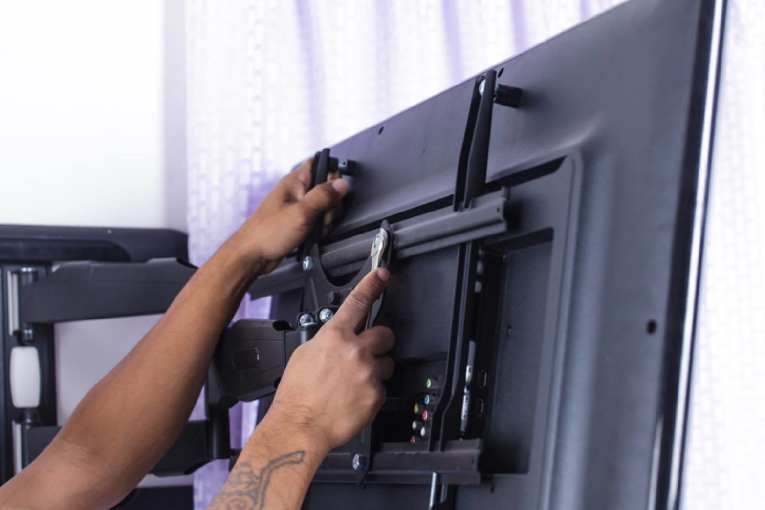 How to Wall Mount a TV: A Step-by-Step Guide | CableTV com