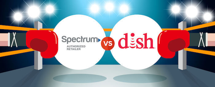 Spectrum vs. DISH