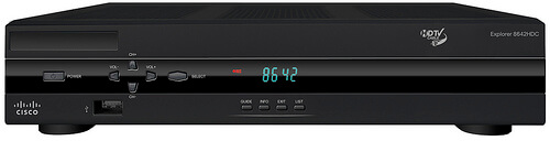 Spectrum DVR